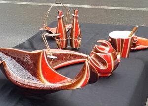 Vallauris ceramics
